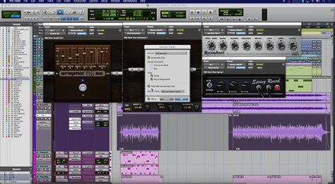 pro tools workflow avid pro tools 12 update focuses on audio editing