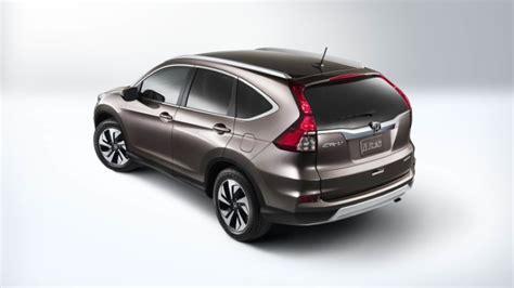 honda recalls 2016 cr v models for airbags dpccars