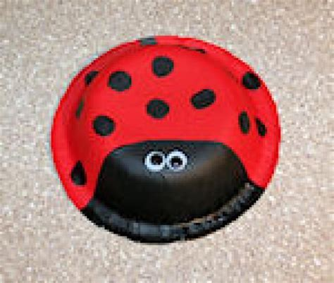 ladybug craft projects easy crafts for kindergarteners ladybug crafts insect