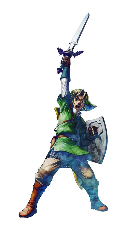skyward sword is the master sword a longsword or sword