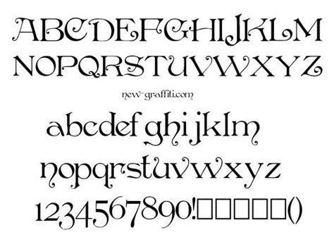 design font uppercase free number fonts curly penshurst graffiti style font