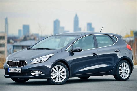 Kia Mpg 2013 2013 Kia Cee 226 D Review Specs Pictures Price Mpg