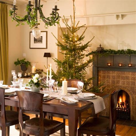 1930s home decorating ideas christmas dining room christmas 1930s detached home
