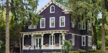 house of color purple purple home purple exterior paint colors