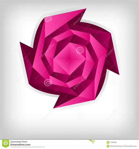 Origami Theme - origami theme background stock image image
