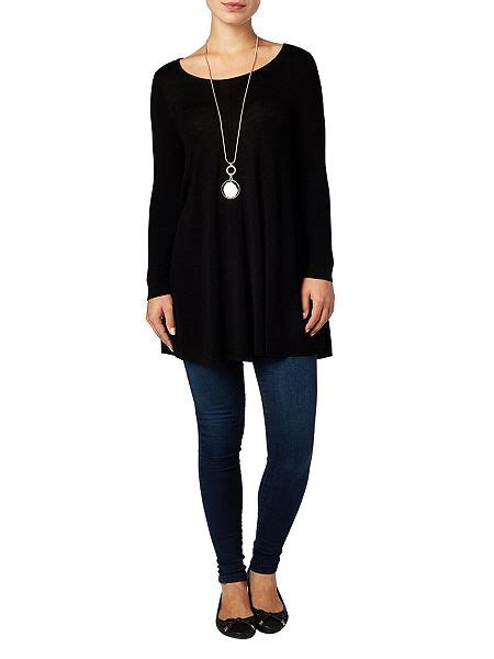 cali swing phase eight cali swing knit top black house of fraser