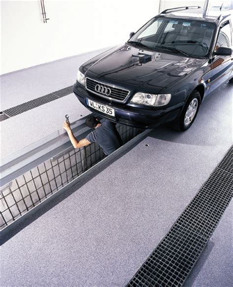 Trench Flooring by Floor Trench Systems Sanitary Floors Innovative Flooring