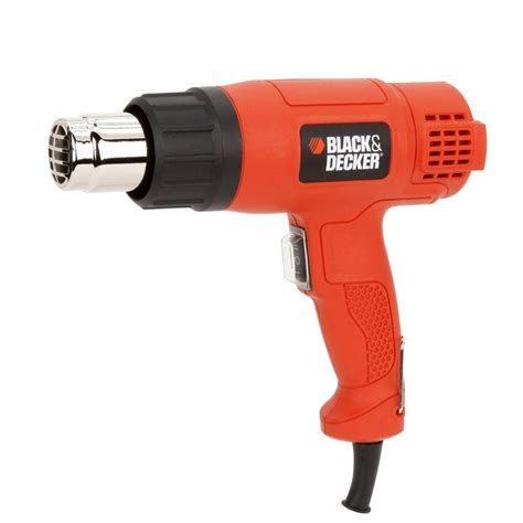 black decker dual temperature heat gun hg1300 the home depot