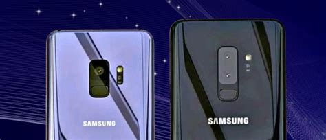 Samsung S9 Gsmarena Samsung Galaxy S9 And S9 Pose For A Photo Updated
