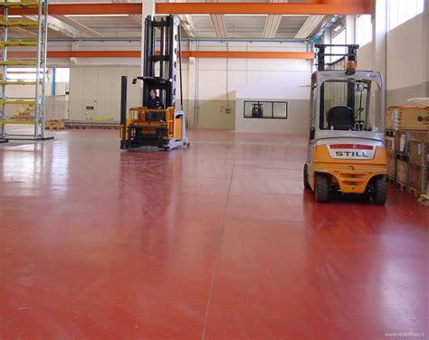 resine per pavimenti industriali pavimenti industriali in resina realizzazioni resin