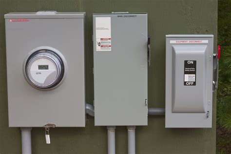 how to safely turn power at the electrical panel