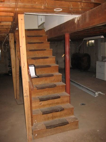 Basement Stairs Pictures Design : Basement Stairs Design
