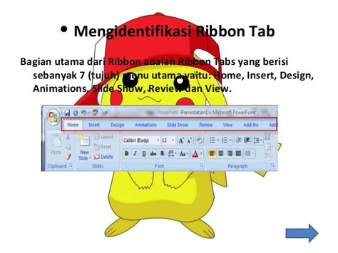 tab menu yang berisi perintah layout slide adalah ppt tik bab 1