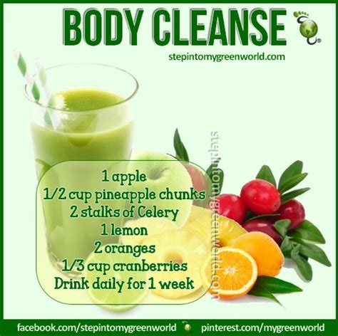 Candida Cleanse Detox Recipe by Candida Cleanse Juice Recipes Besto