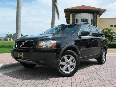2006 volvo xc90 gas mileage find used 2006 volvo xc90 2 5t turbo awd 45k 1 owner