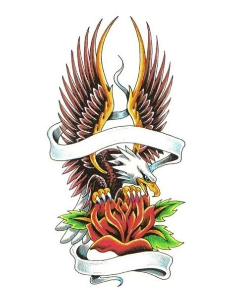 eagle tattoo with roses 241 best images about tattoo designs on pinterest cross