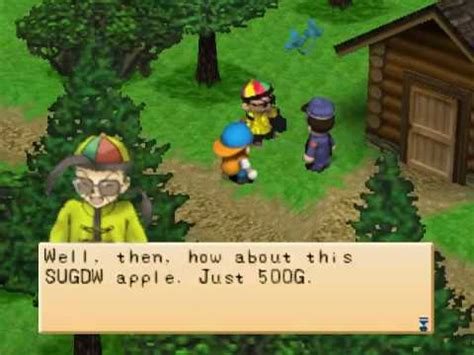 cara bungkus kado di harvest moon harvestmoon back to nature day two meeting won and