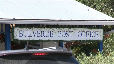 New Post Office by Two Rural South Post Offices Burglarized In A Week