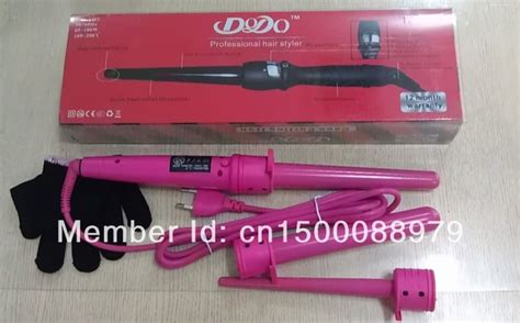 hair styler ceramic tapered professional hair curling iron - Ceramic Hair Styler As Seen On Tv