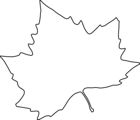 free printable leaf coloring pages for kids 11 pics how