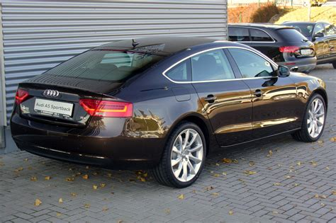 Audi A5 Facelift 2015 by Audi A5 Sportback 2015 Interior