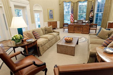 obama oval office decor photos photos the white house s oval office d 233 cor