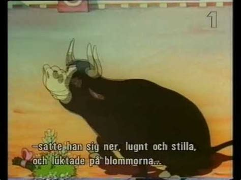 tyren ferdinand film dansk ferdinand the bull swedish youtube