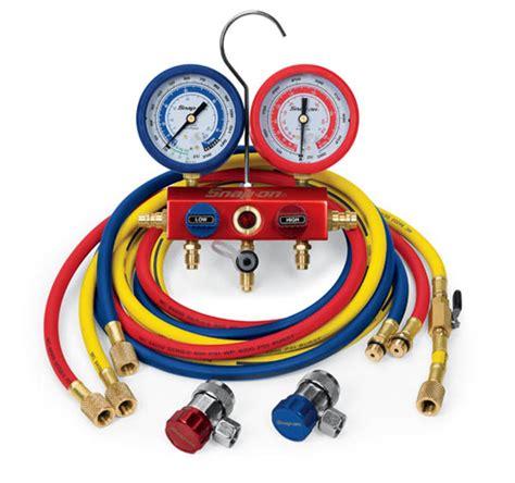 Testing Manifold Ac manifold test gauges r134a