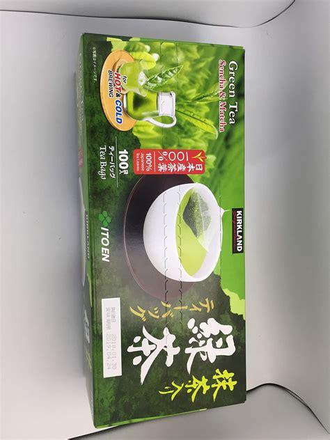 Matcha Green Tea Blend kirkland ito en matcha blend japanese green