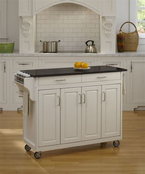 Kitchen Island Microwave Cart Kitchen Carts Get Microwave Stands And Kitchen Island Carts At Sears