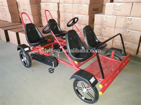 4 seater go karts cheap 4 seat cheap pedal go karts for sale for adult buy pedal