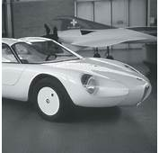 1963 BMW 700 Colani  Studios