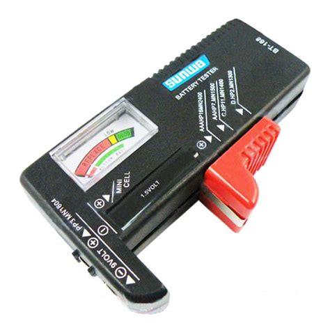 Battery Test Bt 168 By Jayandjo buy bt 168 universal battery tester aa aaa c d 9v button