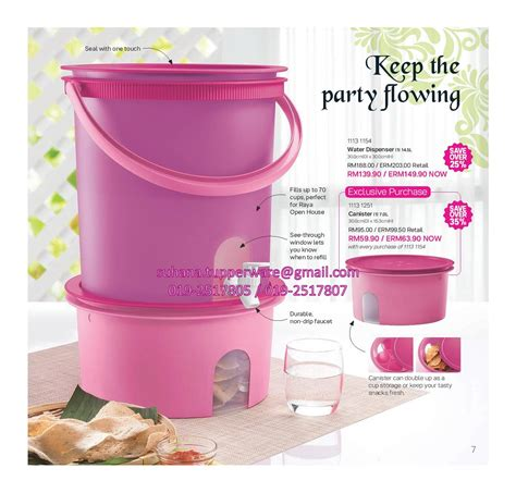 Set Tupperware Malaysia tupperware brands malaysia catalogue collection