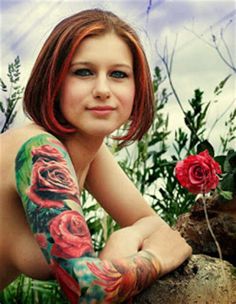 tattoo babe to all a to z tattoos in world