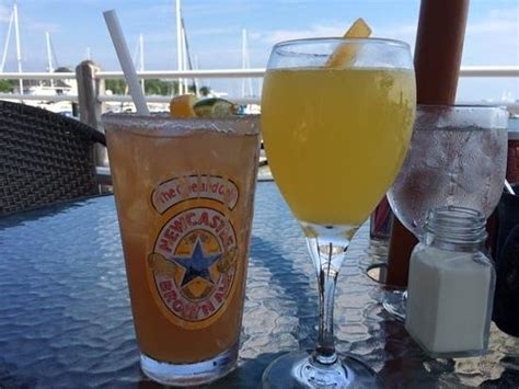 joes boat house lovely morning cocktails picture of joe s boathouse south portland tripadvisor