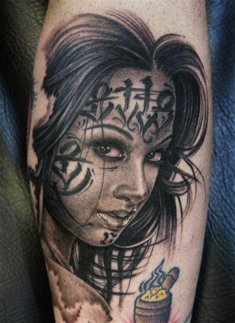 tattoo black an grey black and grey tattoos by eric marcinizyn 5