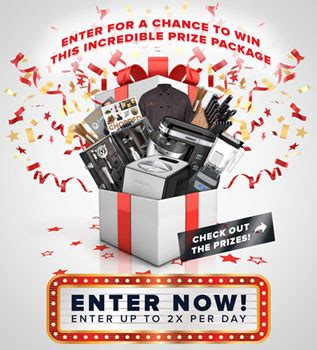 Appliance Giveaway 2016 - cooking giveaway win 2 700 worth of appliances and cookbooks sun sweeps