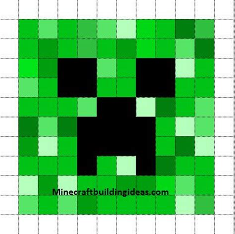 minecraft pixel template maker 17 best images about minecraft ideas for the boys on