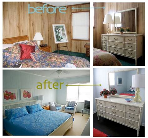 painted wood paneling before and after wood paneling painted before after homes remodeling