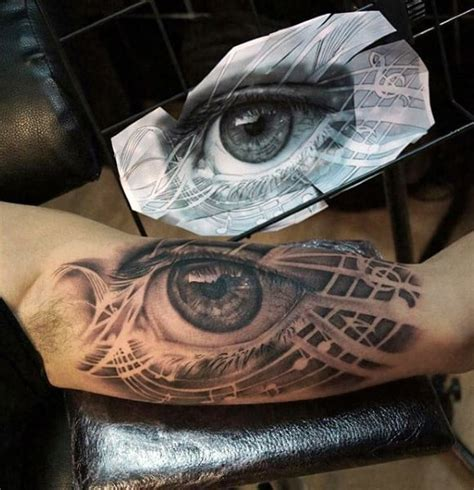 eye tattoo designs for men eye tattoos for ideas and inspiration for guys
