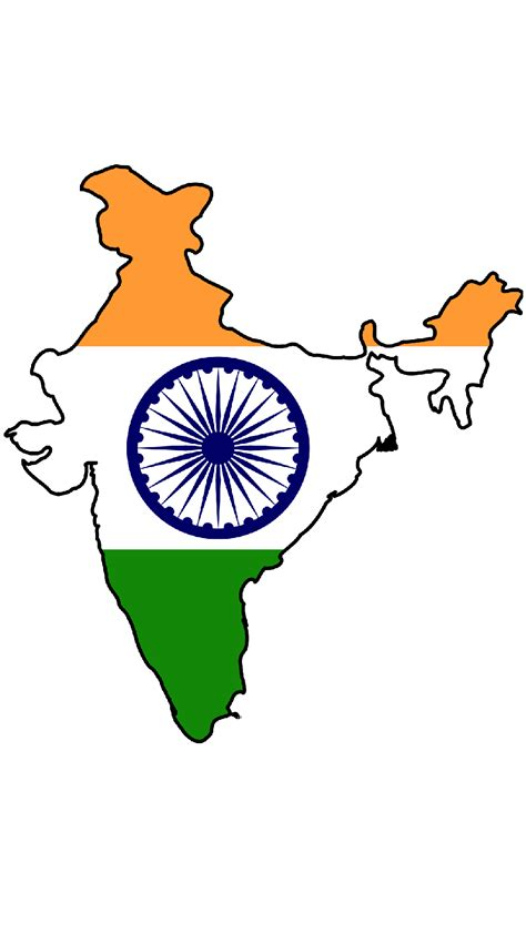 India Flag for Mobile Phone Wallpaper 04 of 17   Indian