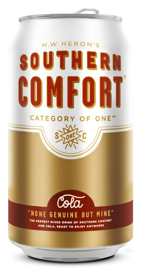 southern comfort cans design today southern comfort branding packaging