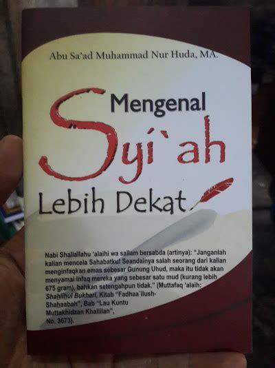 Buku Saku Shalat Lebih Baik Daripada Tidur Pustaka Ibnu Umar buku saku mengenal syi ah lebih dekat toko muslim title