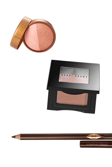 Stila Baked Cheek Duo Pink Glow the best makeup tips for shapes style arabia