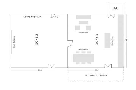 photography studio floor plans clapham studio hire london photography studio hire