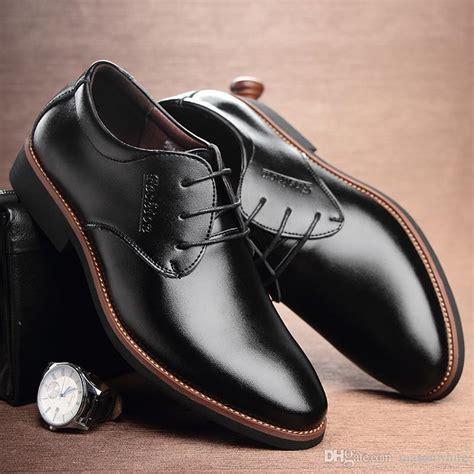 mens business boots dress shoes mens business microfiber pu leather dress