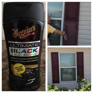 how to restore faded outdoor light fixtures 25 best faded vinyl shutter restoration vinyl shutter