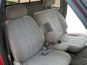 Toyota Tacoma Front Bench Seat 1996 Tacoma Rcab Xcab Seat Covers Precision Fit