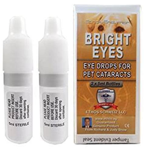 eye drops for dogs carnosine eye drops for dogs with cataracts ethos bright nac eye